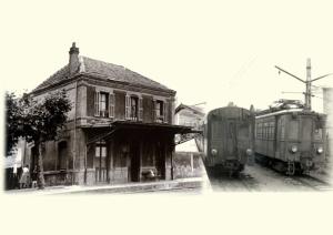 Mungiako tren geltokia