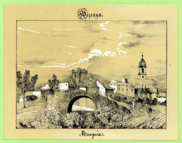 Mungia 1846, J. Lambla